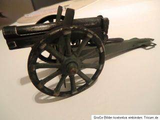 org. MÄRKLIN Wehrmachtsgeschütz, Flak, 88 Blechspielzeug ca. 17 cm