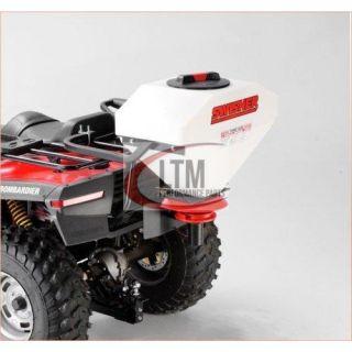 Salzstreuer Swisher universell Quad ATV UTV Traktoren Rasenmäher