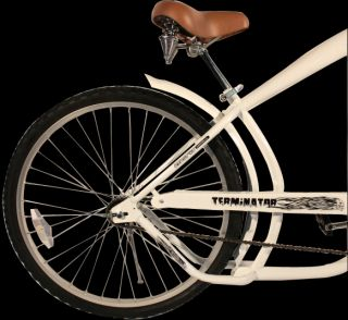 chopper fahrrad custom cruiser bike rad beachcruiser style. Black Bedroom Furniture Sets. Home Design Ideas