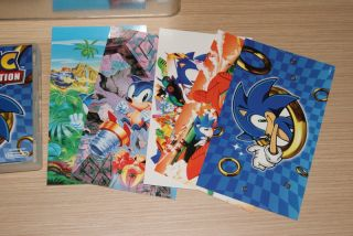 SONIC CLASSIC COLLECTION EDICION LIMITADA