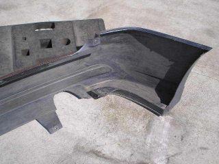Stoßstange Stosstange Stoßfänger Bumper Hinten Opel ZAFIRA OPC