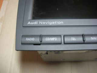 Audi A3 8P S3 NAVI Navigation Radio CD MP3 TEL 8P0035192P