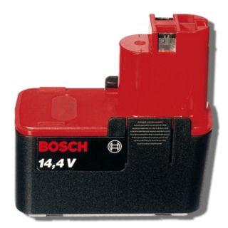 Bosch Akku 14,4 V Flachakkupack 2,6 Ah NiMH Akkupack Flachakku für
