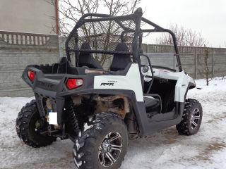 Polaris RzR Ranger 800 4x4 quad atv buggy (grizzly 660 700 raptor