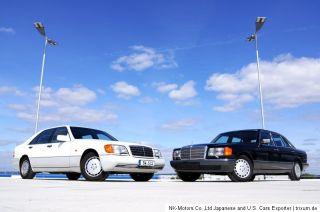 Mercedes Benz SEL 600 W 140 40.300km. Kein E 500 S 500 E 60 SL 500 SL
