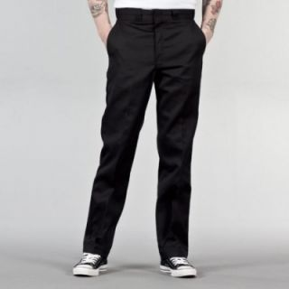 Dickies 874 O Dog Gangster/Chino Work Pant Pants Hose Black/Schwarz