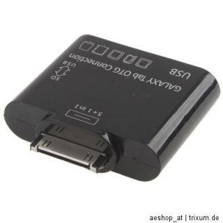 USB OTG Adapter Card Reader für Samsung Galaxy Tab 7.0 Plus / P6200