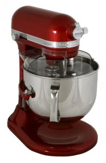Emejing Kitchenaid Küchenmaschine Rot Ideas - Thehammondreport.com ...