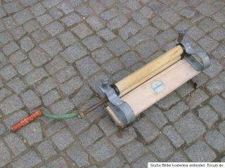 Alte Wirkbau Wäschewringe Wäschemangel Funktioniert DDR