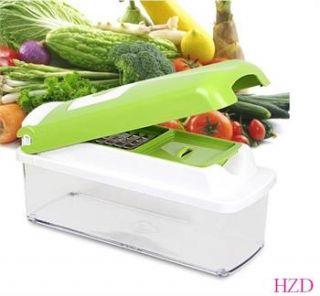 New Progressive Vegetable Fruit Nicer Kitchen Tools Swift Chopper