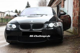 2x 10 Watt High Power LED Brenner/Angel Eyes H8 BMW e90,e91,e92,e93