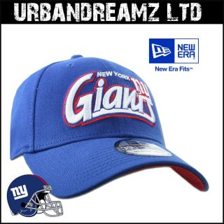 39THIRTY NEW YORK GIANTS NFL TAIL SWOOB CLASSICS ROYAL NEW #879