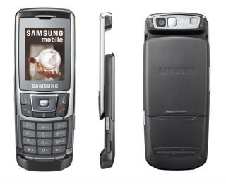 Samsung D900i Silber Silver NEUWARE + USB + Headset !