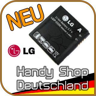 Original LG Optimus GD 510 POP 880 Mini LGIP 550N NEU inkl