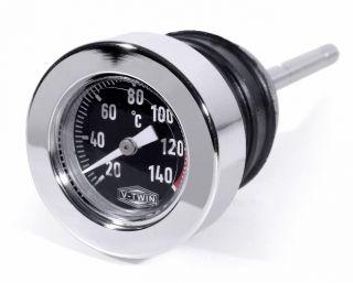 Öl Messstab Celsius Temperatur Peilstab f. Harley Twin Cam Softail