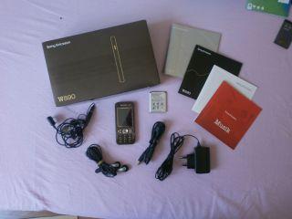 Sony Ericsson Walkman W890i   Mocha Brown (Ohne Simlock) OVP