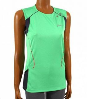 Asics Laufshirt LEVEL 2 Women Trail Running Lauf Shirt Sleeveless