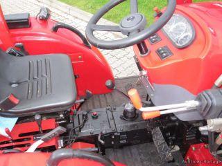 Dong Feng 254 Schlepper Traktor Frontlader Allrad Neu