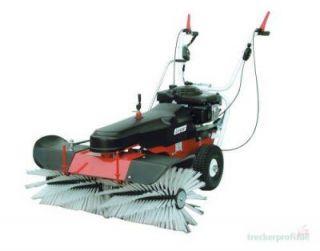 Kehrmaschine Limpar 102 / Honda GXV 160 OHV Motor NEU