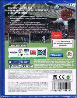 Sony PlayStation Vita Spiel EA Fifa Football Fussball NEU