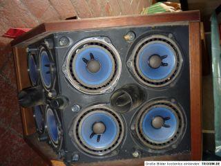 Lautsprecherboxen Bose 901 Series IV mit Equalizer Defekt