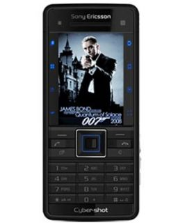 Sony Ericsson C902 * Cybershot * James Bond * Zustand Gut * Ohne