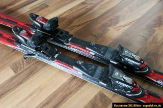 Atomic GS 11.21 Beta Race Carving Ski Carver 181cm + Atomic 412