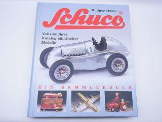 LOT 908 Schuco vollstaendiger Katalog saemtlicher Modelle von Rudger