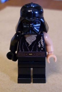 Lego Star Wars Anakin Skywalker Battle Damaged Dart Vader Figur
