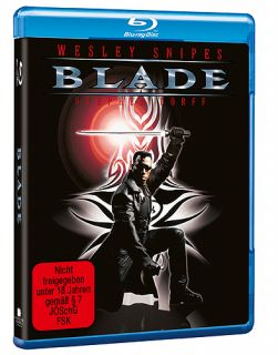 Blade   UNCUT (Blu ray) Wesley Snipes   DER COOLSTE VAMPIR KILLER
