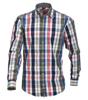 Extra Lang   CASA MODA Freizeithemd in Überlänge, Hemden 72cm