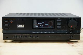 Fisher RS 913 Highend Stereo Receiver + RECHNUNG + 12 Monate