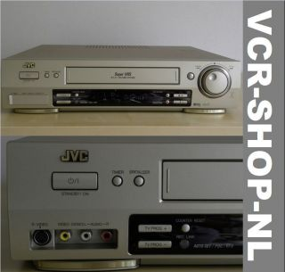 JVC HR S7500E S VHS HiFi Stereo Video Recorder