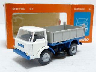 ekno 914 Holland 1 43 1 50 Ford D800 Dump Lorry Diecas Model ruck