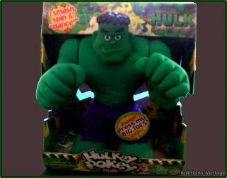 COOL HULK von Hasbro bewegliche Action Figur