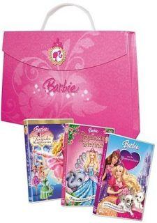 Prinzessinnen Handtasche (Inklusive 3 Filme)  3 DVD  901