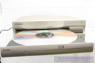 PIONEER DVL 909 Kombi Player Laser Disc (NTSC) und DVD PAL/NTSC USA