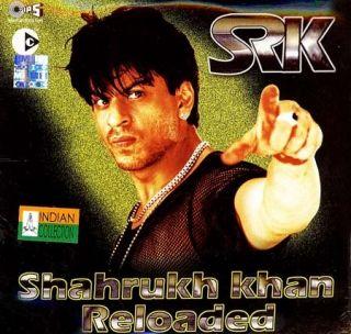 SHAHRUKH KHAN Reloaded Soundtrack   OVP ***Bollywood***