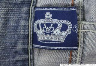 VICTORIA BECKHAM for Rock & Republic Damen Blue Jeans W28