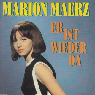 CD   MARION MAERZ / ER IST WIEDER DA   BEAR FAMILY RECORDS (NEU