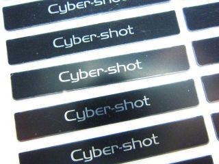 Sony Ericsson C905 Cybershot Label Aufkleber Cover Brand Logo Original