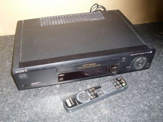 SONY SLV E720 VHS VCR VIDEO RECORDER CHEAP CLEARANCE OFFER