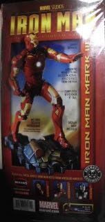 Moebius IRON MAN MARK III Amored Avanger Model Kit /18 Neu OVP