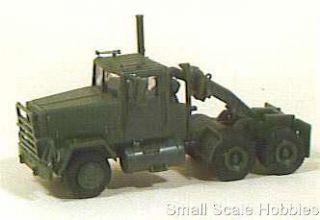 US Army M915, 5 Ton Wrecker Truck Trident 90053 For 1/87 Minitanks New