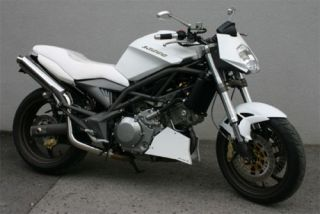 Cagiva Raptor 1000 Mit EG ABE, Hattech High Up,