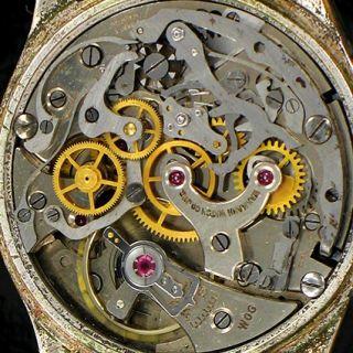 Breitling Wakmann 865 Premier Tricompax Venus 178 seltene Herrenuhr