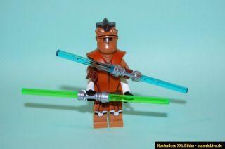 Lego Star Wars Figur Minifigur Jedi Meister Pong Krell   75004