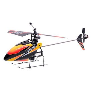4G 4CH Single Blade Gyro RC MINI Helicopter Outdoor V911 kit