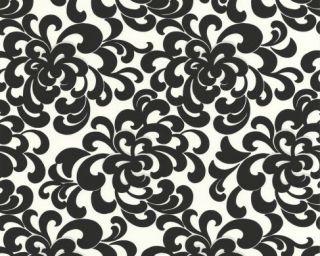Esprit 1110 29 Ornament Tapete schwarz weiß modern neu