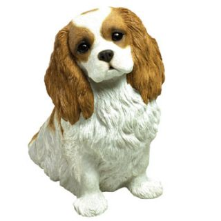Hundefigur Cavalier King Charles Spaniel Sandicast Hund